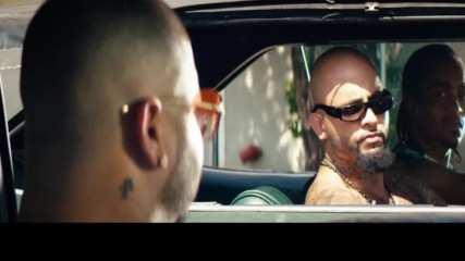 Farruko - Chillax Official Video ft. Ky-mani Marley