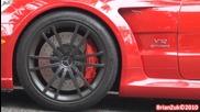 Червения Дявол - Mercedes Sl65 Amg Black Series