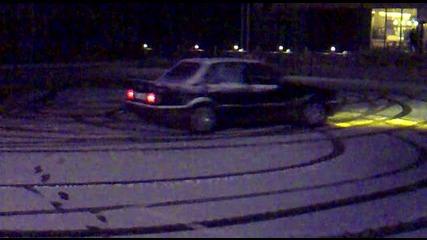 Bmw E30 Parking Lot