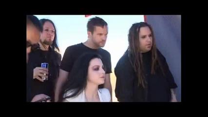 Evanescence Deluxe Version Cd Bonus Dvd ( част 2 )