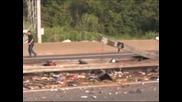 8 загинали при автобусна катастрофа в Хърватия