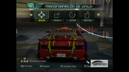 Lamborgini Gallardo Need For Speed Carbon