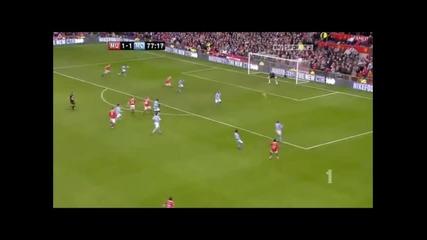 Уейн Рууни - Топ 10 гола за Манчестър Юнайтед