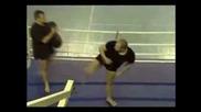 Най - доброто от тренировката на Fedor Emelianenko