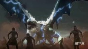 The Dragon Prince Official Trailer