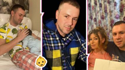 Съкровището на татко: Ицо Хазарта разтопи с нова снимка на дъщеря си
