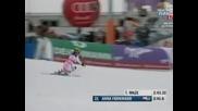Нова изненада в Гармиш – Ана Фенингер е шампионка в суперкомбинацията