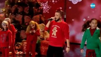 Криско - Нашият живот (ft. Бон-Бон) - X Factor - Коледен концерт (24.12.2017)