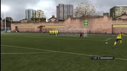 Fifa 12 Arena skills *1*