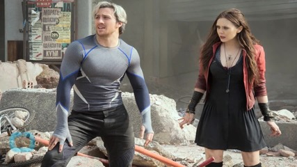 How Did Scarlet Witch & Quicksilver Get Their Powers?