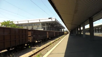 43 547.9 с товарен влак