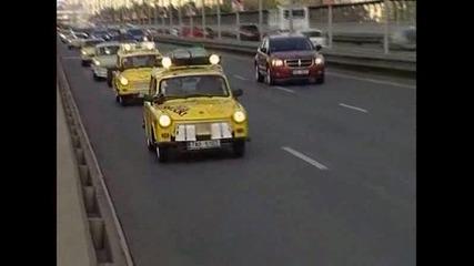 """С """"Трабант"""" от Прага до Кейптаун"""