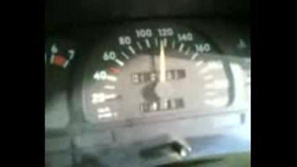 Ускорение на Opel Kadett D 1.3