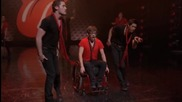 Moves Like Jagger/jumpin' Jack Flash - Glee Style (season 3 Episode 10)