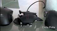 Най - яката геймърска мишка в света R.a.t. 7