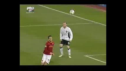 Roma - Man. United 0 - 2 (0 - 1 К.роналдо)