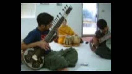 Ritualistic music Pakistan-raga Darbari