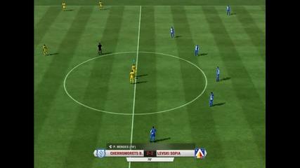 Fifa 13 - Manager Mode Levski S1 Ep8 - Boniperti!!
