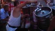 Как продават наливна бира в Китай