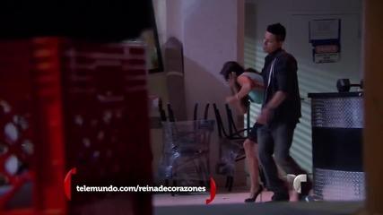 Reina de Corazones / Дама купа Епизод 8 Промо