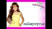 Miley Cyrus - Nobodys Perfect + tekst