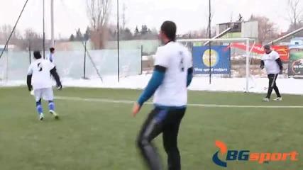 Репортаж - Ла Фуриа - Ел Старс(6:4)