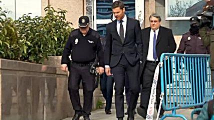 Съдът в Мадрид отложи делото срещу Чаби Алонсо