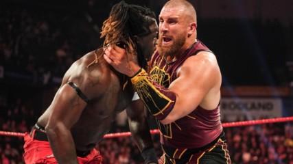 Riddick Moss vs. R-Truth vs. Mojo Rawley – 24/7 Title Match: Raw, Feb. 17, 2020