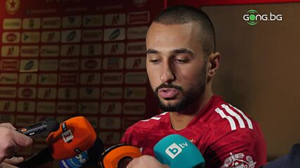 Йомов: След втория гол на Ботев се появи леко напрежение