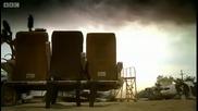 Ken Block airfield rallying - Top Gear - Bbc