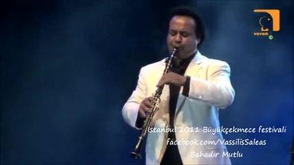 Vassilis Saleas - dunya capinda klarinet ustasi