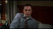 The Big Bang Theory - Season 3, Episode 9 | Теория за големия взрив - Сезон 3, Епизод 9