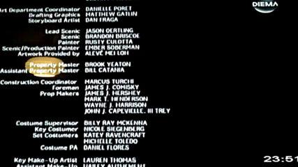 Арена със Самюъл Джаксън (синхронен екип, дублаж по Нова телевизия на 20.02.2016 г.) (запис)