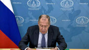 UN: Lavrov calls for international conference on Israeli-Palestinian conflict