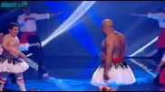 britains got talent treti polufinal stavros flatley