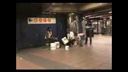 Dnb Subway Underground NYC