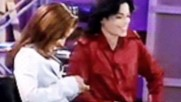 Michael Jackson and Lisa Marie Presley - Lost On You