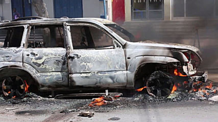 Somalia: At least two dead after car bomb explodes in Mogadishu