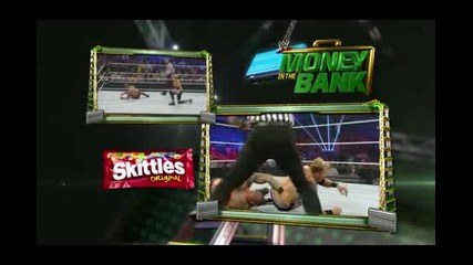 Wwe Money in the Bank 2011 World Heavyweight Championship: Randy Orton vs. Christian