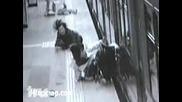 Най - ужасния инцидент в метро!!