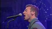 Coldplay - Mylo Xyloto ( Live on Letterman )