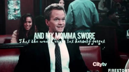 Barney & Robin - The Only Exception