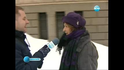 Как почистват снега община, министерство и Рпу в София?