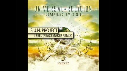 S.u.n. Project - I Feel (peacemaker Remix)