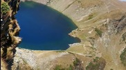 Рилските езера (от панорамна снимка)