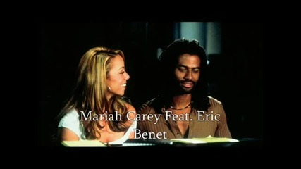 Mariah Carey feat. Eric Benet - Want You - soundtrack from Glitter '2001, Hq stereo