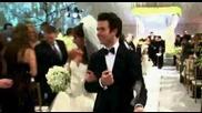 Видео от сватбата на Кевин и Даниел Джонас