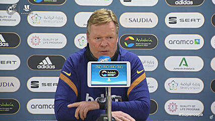 Spain: Barca coach Koeman says Messi will have 'last word' on whether to play Super Cup final