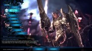 Tera online - Kobt - castanic armor preview