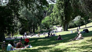 France: Paris parks reopen as coronavirus restrictions eased